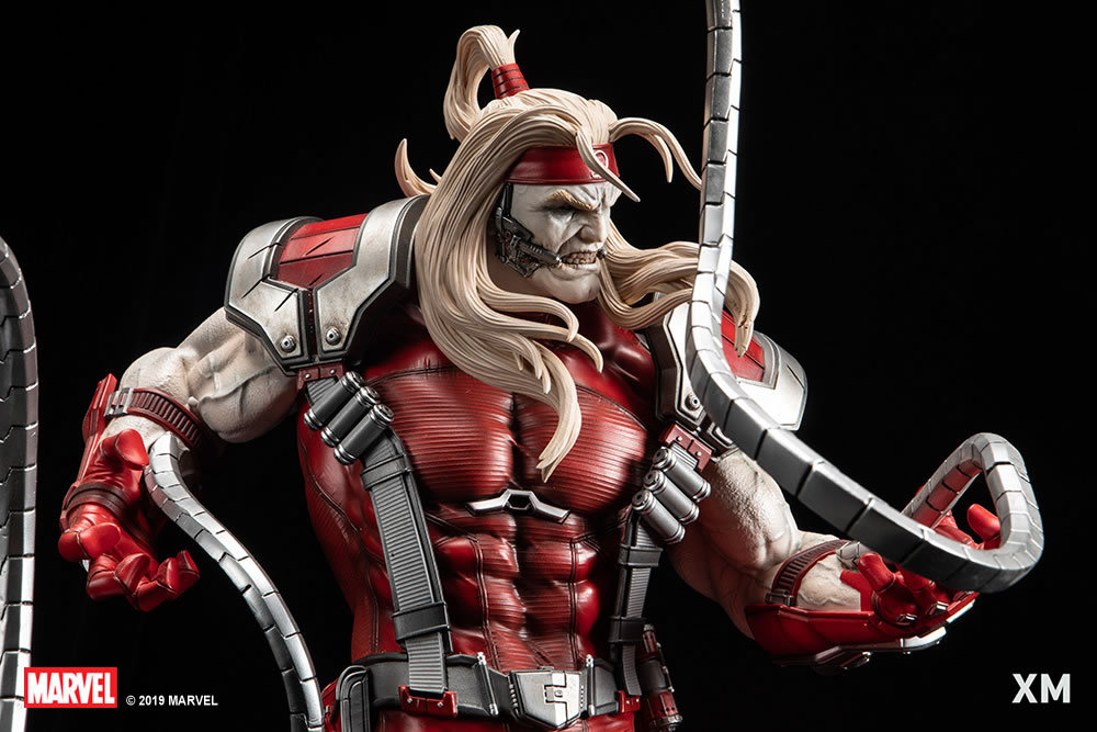 Premium Collectibles : Omega Red - Comics version** 1aemkht
