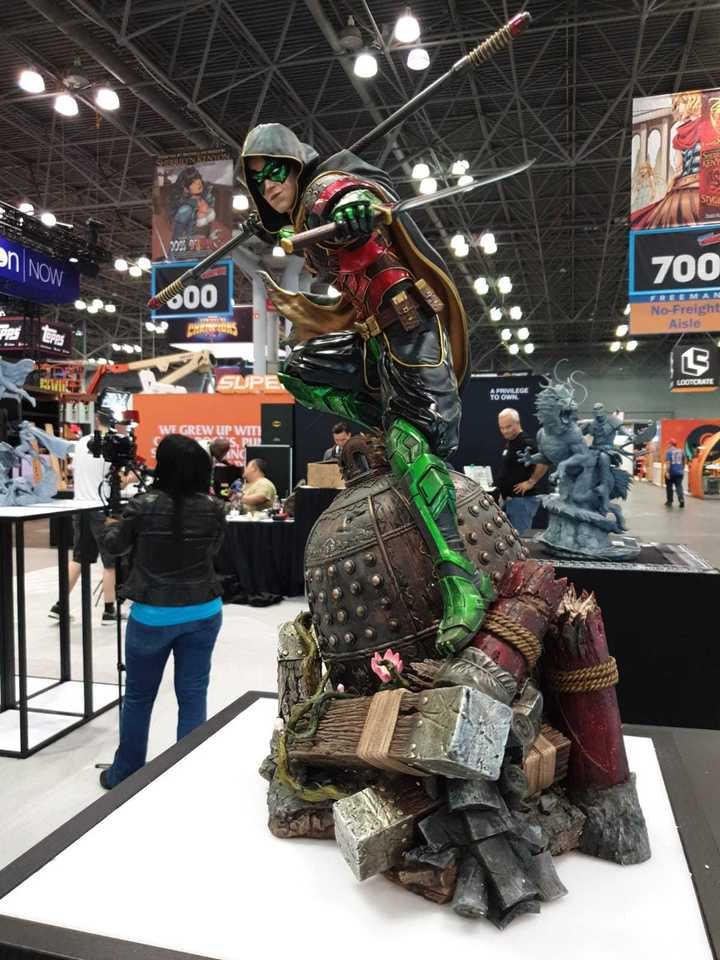 XM Studios: Coverage New York Comic Con 2019 - October 3rd to 6th  1agjiu