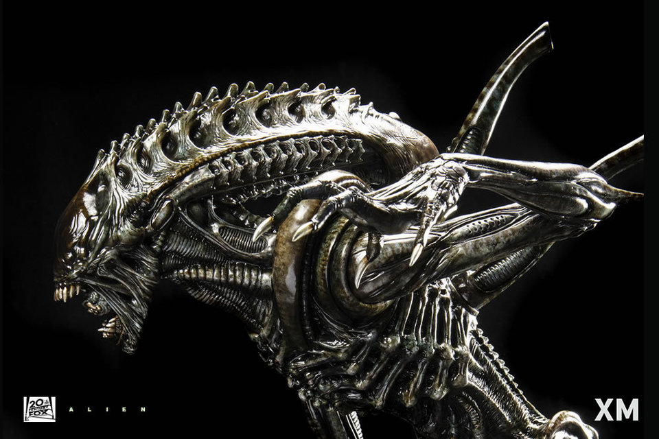 Premium Collectibles : Alien 1ah8kfd