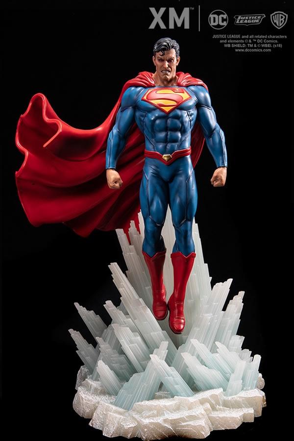 Premium Collectibles : JLA Superman 1/6**   1aq2ku1
