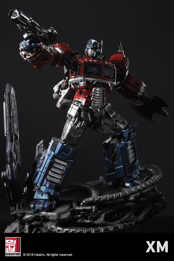 Premium Collectibles : Transformers - Optimus Prime (G1) - Page 2 1ax3rov