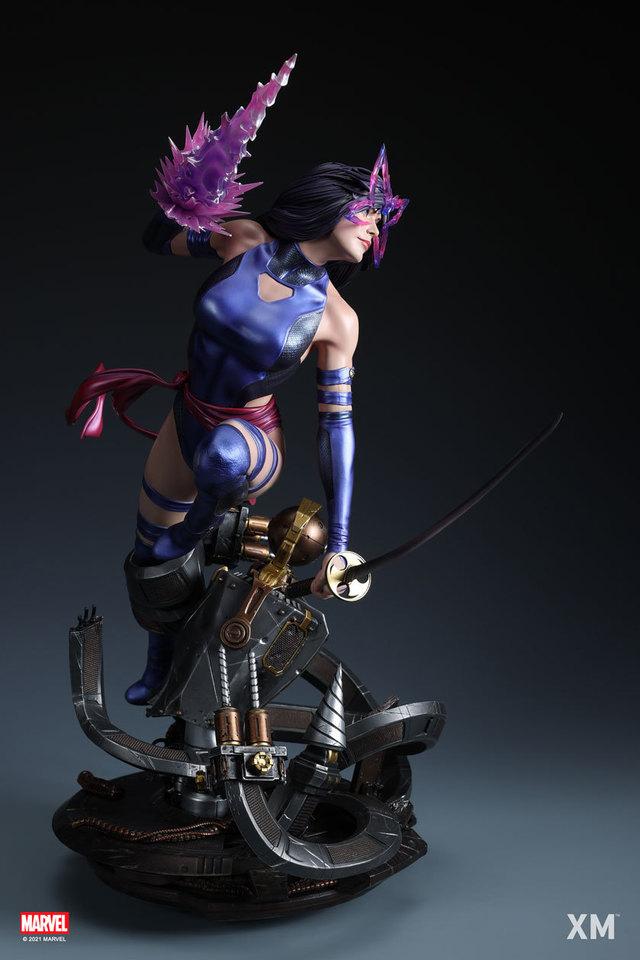 Premium Collectibles : Psylocke 1/4 Statue 1b1nkz4
