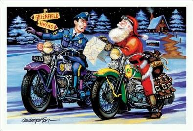 Bmw Motorrad Weihnachtsgrüße.Weihnachtsgruß Gastbereich Motorrad Online24