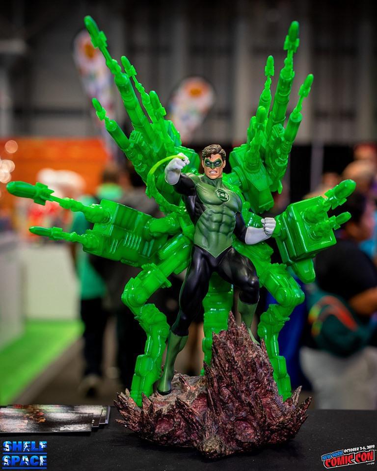 Premium Collectibles : JLA Green Lantern 1/6**   1bnkju