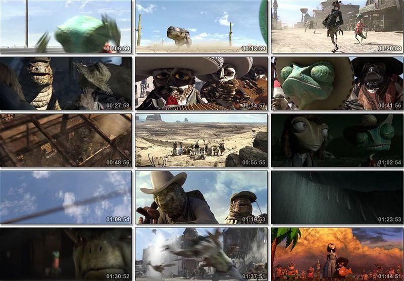 Rango Ekran Görüntüsü 1