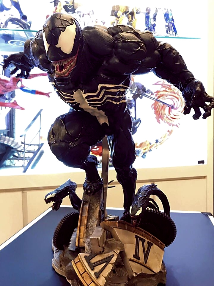 Premium Collectibles : Venom - Comics Version - Page 5 1cmuyx