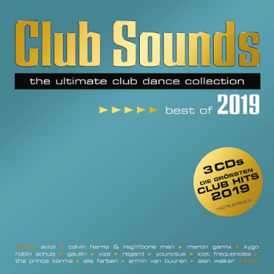 Club Sounds - Best Of 2019 (2019)