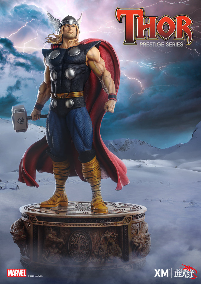 Premium Collectibles : Thor 1/3 1d6ka6