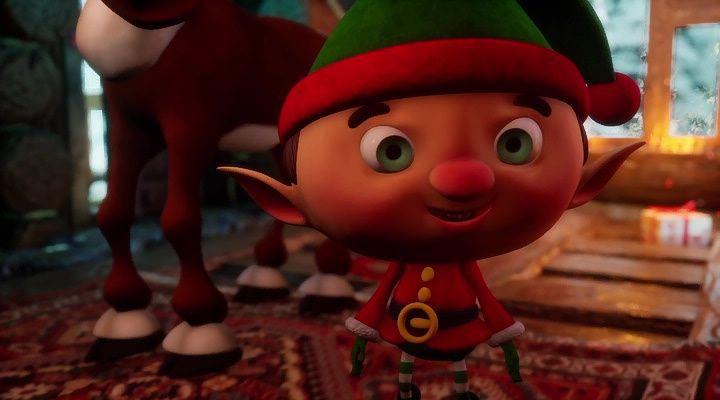 Elfland – Yeni Yıl Dedektifleri Ekran Görüntüsü 2