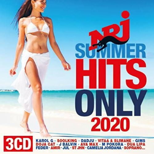 NRJ Summer Hits Only 2020 (3CD)(2020)
