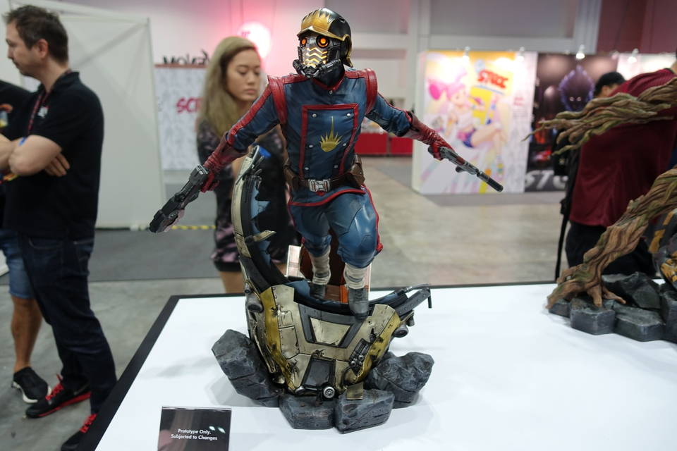 Premium Collectibles : Star Lord** 1deeet