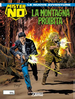 Mister No - Le Nuove Avventure 004 - La montagna proibita (Ottobre 2019)