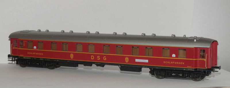 [H0] Wagen 820-601 der VES/M  Halle(S) 1dwsas