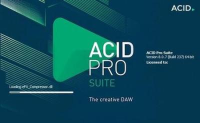 Magix Acid Pro Suite v8.0.7 237