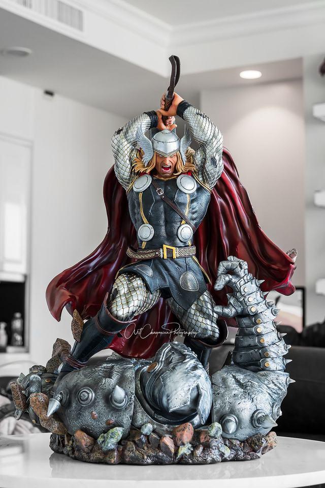 Premium Collectibles : Modern Thor 1eokqs
