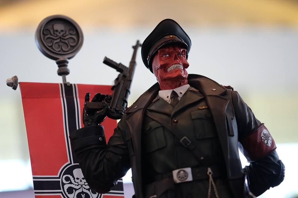 Premium Collectibles : Red Skull 1f2u1d