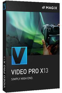 MAGIX Video Pro X13 v19.0.1.121 (x64)