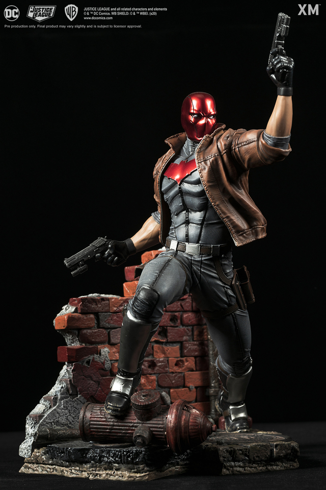 Premium Collectibles : Red Hood 1/6 1f5j93