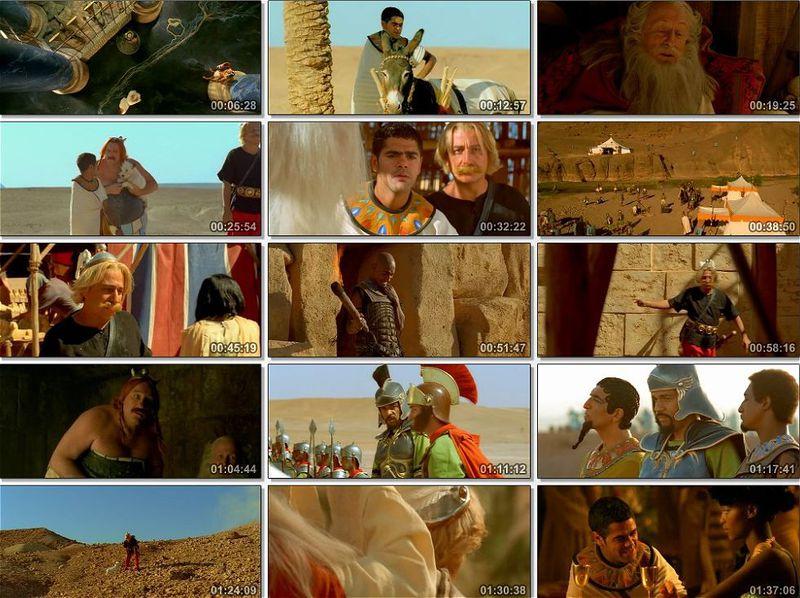 Asteriks Ve Oburiks: Görevimiz Kleopatra Ekran Görüntüsü 1