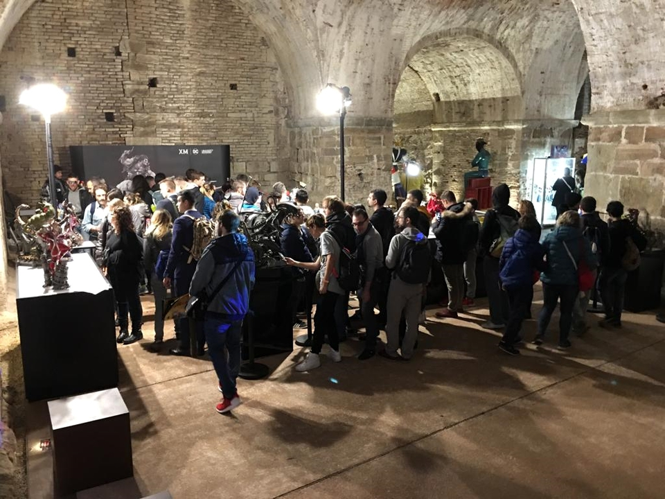 XM Studios: Coverage Lucca 2018 - Oct. 31th to Nov. 4th   1fifko