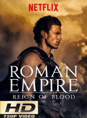 L'impero Romano : Potere e Sangue - Stagione 1 (2016) (Completa) WEBMux 720P ITA ENG AC3 x264 mkv