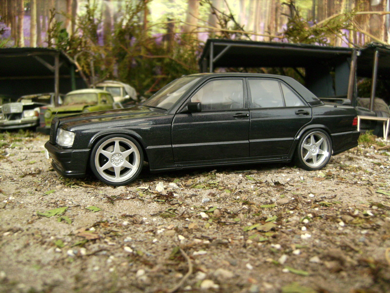 1 18 mercedes 190e 2 3 16 modelcarforum. Black Bedroom Furniture Sets. Home Design Ideas