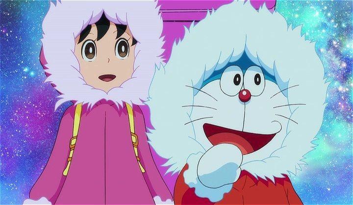 Doraemon: Buz Devri Macerası Ekran Görüntüsü 2