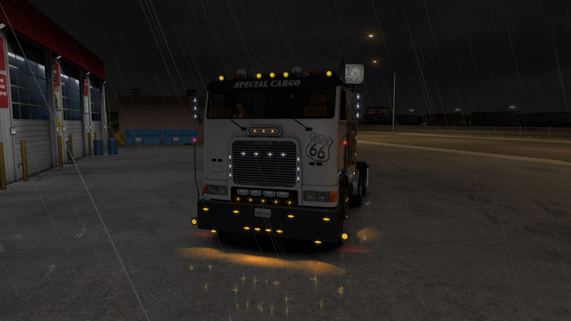 Freightliner FLB v2 0 3 edited by Harven for ATS and ETS2
