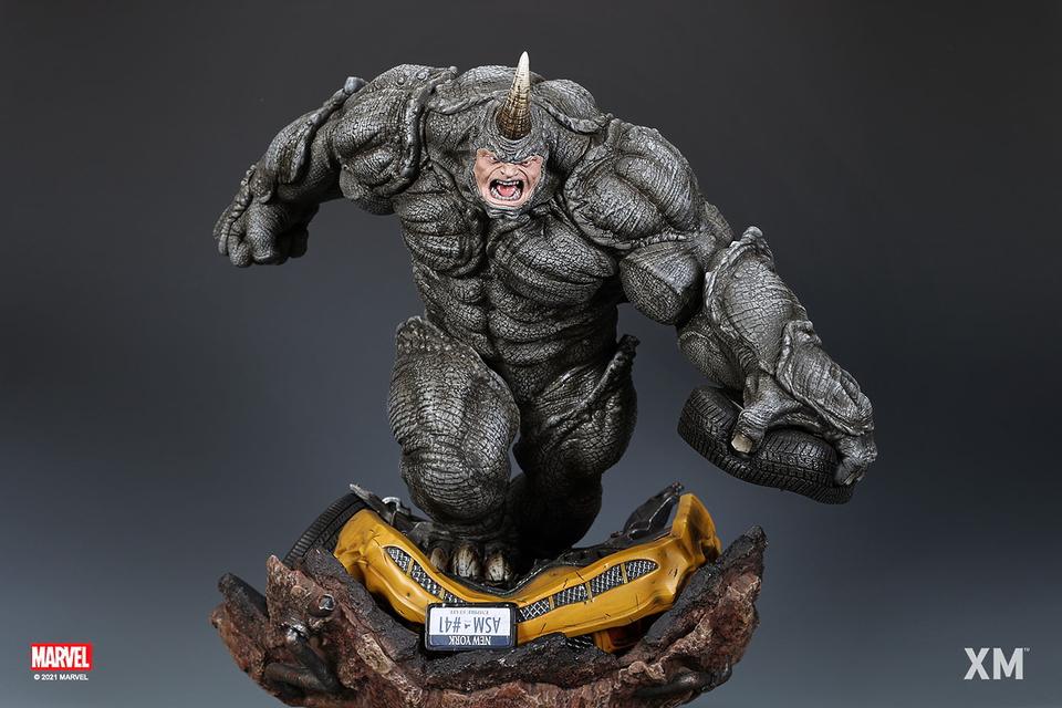 Premium Collectibles : Rhino** 1gkjt0