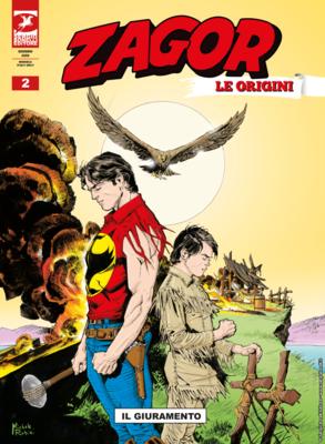 Zagor le Origini N.02 - Il Giuramento (06-2019)