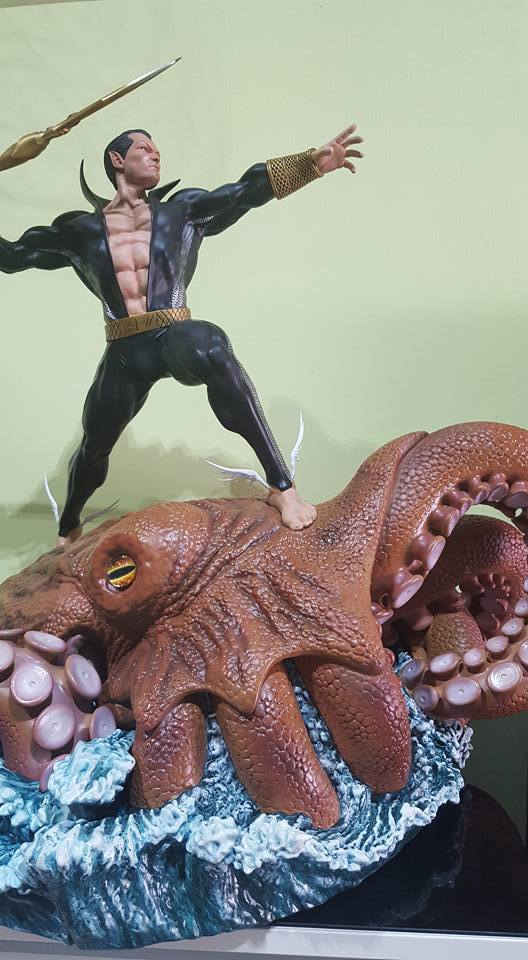 Premium Collectibles : Namor the First, Prince of Atlantis - Page 3 1gpug8
