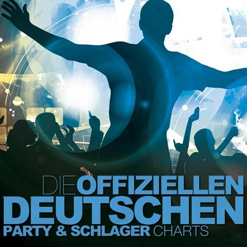 German Top 50 Party Schlager Charts 02.12.2019