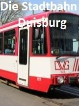 Die Stadtbahn Duisburg