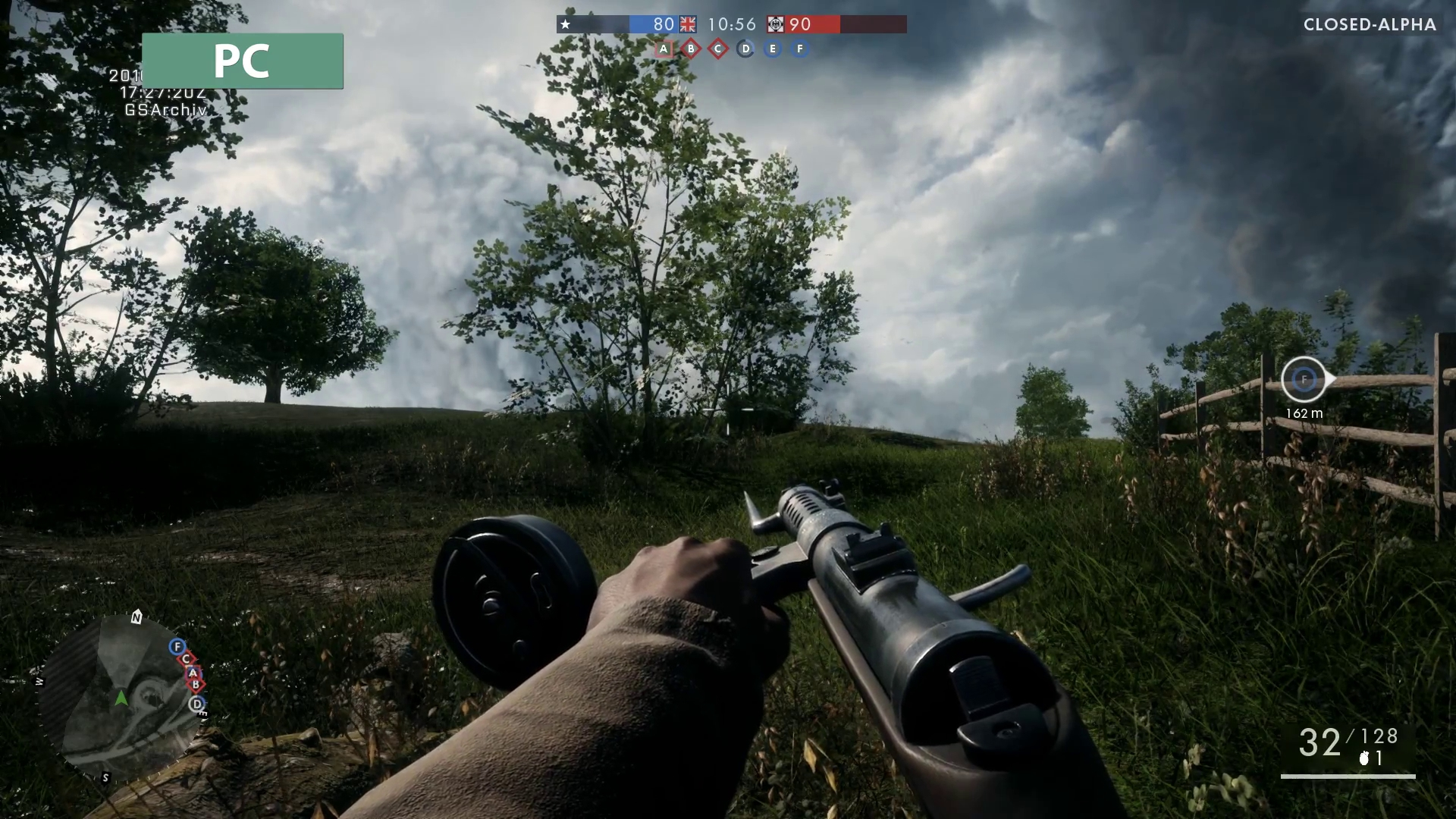 Battlefield 1 Pc Ultra Vs Ps4 Xbox One Alpha Comparison Game Edit Version Seems To Have More Foliage