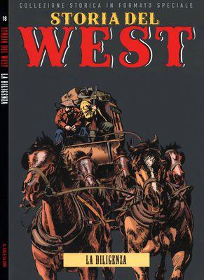 Storia del West 18 - La diligenza (Sole 24 Ore 2012-11)