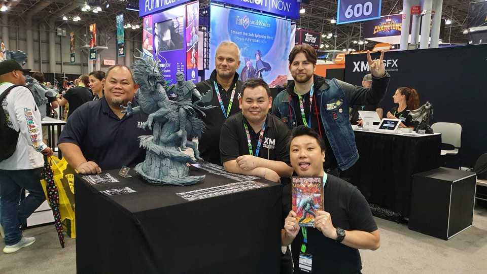 XM Studios: Coverage New York Comic Con 2019 - October 3rd to 6th  1iijm8