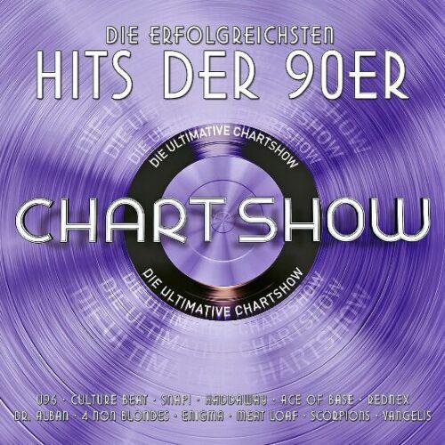 Die Ultimative Chartshow - Die Erfolgreichsten Hits Der 90er (2018)