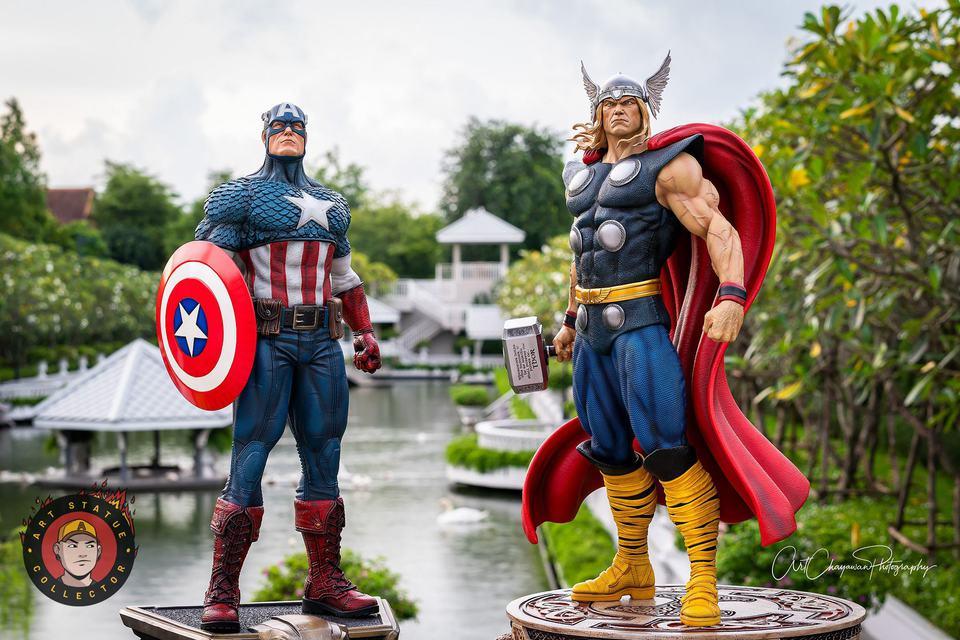 Premium Collectibles : Thor 1/3 1j1jcw