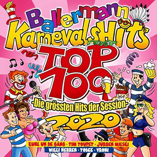 Ballermann Ski Hits Top 100 2020.1 (2020)