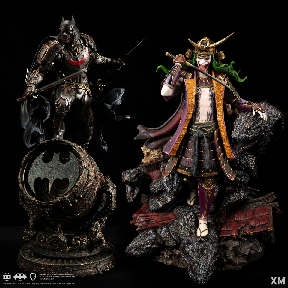 Samurai Series : Batman Shugo 1kikp2