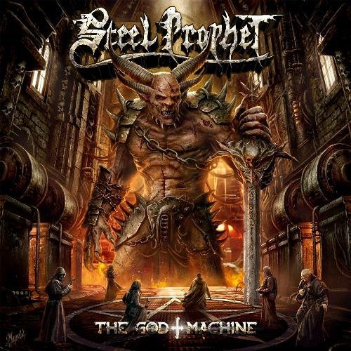 Steel Prophet - The God Machine (2019)