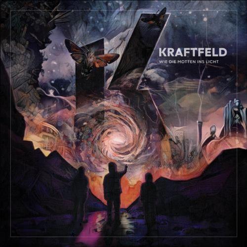 Kraftfeld - Wie Die Motten Ins Licht (2019)