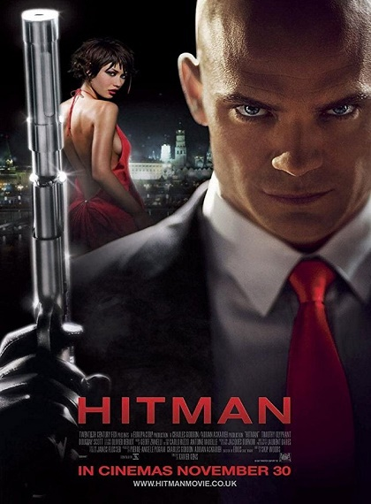 Hitman - 2007 - BRRip - Türkçe Dublaj