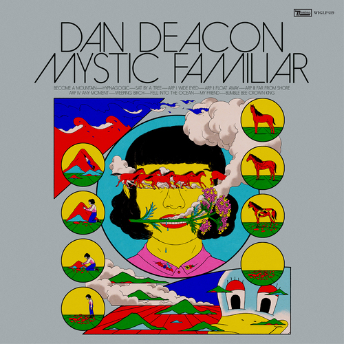 Dan Deacon - Mystic Familiar (2020)