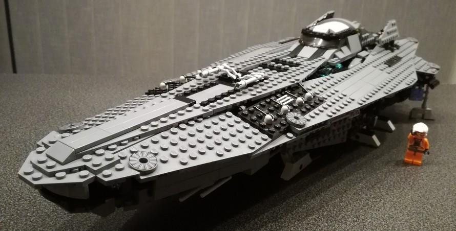 Die Legoconda Allgemeines Edde Suite