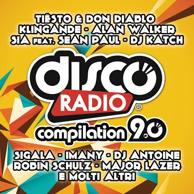 Disco Radio Compilation 9.0 (2016) .mp3 - 320kbps