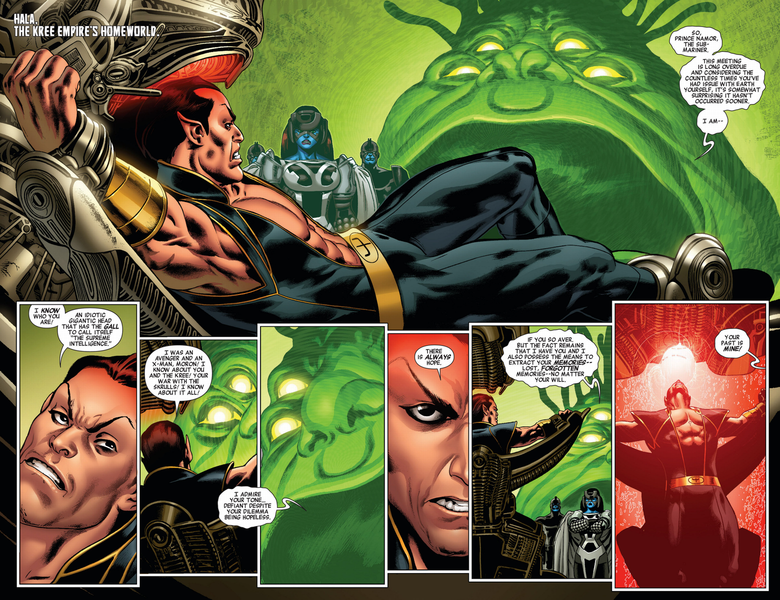 All-New Invaders #3 -