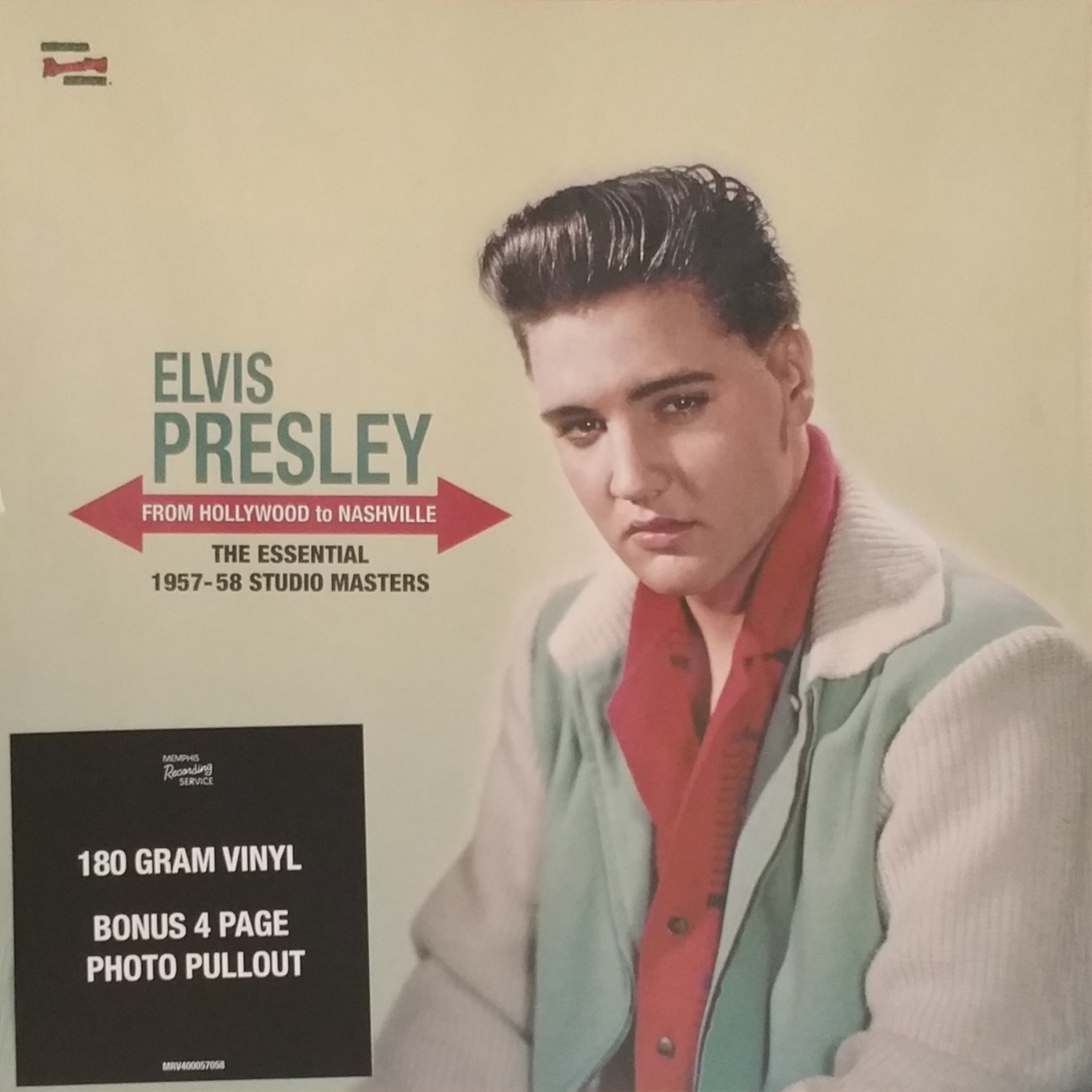FROM HOLLYWOOD TO NASHVILLE (The Essential 1957-58 Studio Masters) 1nxkhi