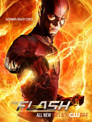 The Flash - Stagione 3 (2017) (3/23) WEB-DLMux ITA ENG MP3 AVI