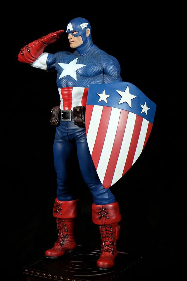 Premium Collectibles : Captain America - Sentinel of liberty - Page 5 1ofukl